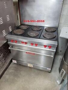 Cusinere / Poele / Stove / Oven / Commercial Electrique