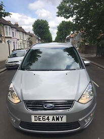 ****** FORD GALAXY PCO READY FOR UBER 64/PLATE £160/WEEK ******