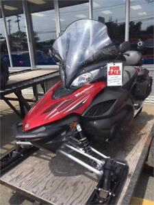 2010 YAMAHA VENTURE TF (ELECTRIC START & REVERSE)