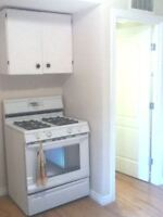 WHOLE Floor, HOUSE, 1-KING Bedroom, Porch, Own Entry!(downtown)
