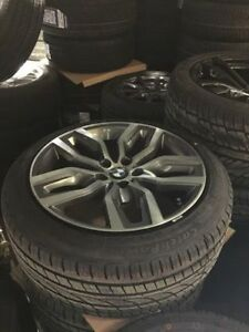 Mags BMW X3 19 pouces + 245/45R19 NEUF 1199$