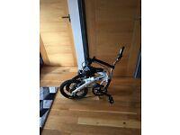 Foldable Bike - Dunlop