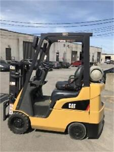 Forklift Propane 4000 LPG Liftruck M: 2CC4000 Sold