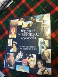 The New Webster's International Encyclopedia: The New Illustrate