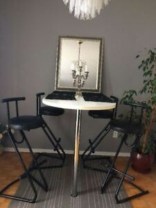Leather Bar Stool Chairs Kitchener / Waterloo Kitchener Area image 1