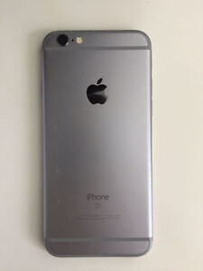 Iphone 6s 64gig silver en bonne condition