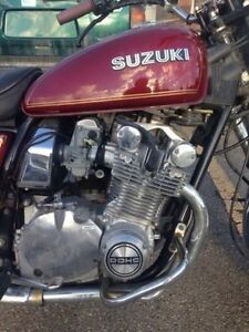 Looking for a complete running motorcycle engine for a project