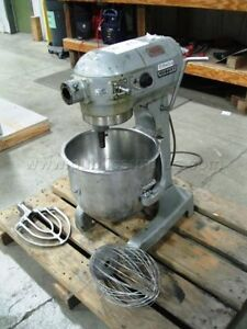Hobart mixer model A-200T used