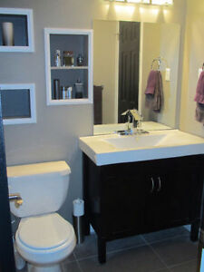 ROOMS 4 RENT in GORGEOUS MODERN OPEN CONCEPT RENOVATED LUX CONDO London Ontario image 9