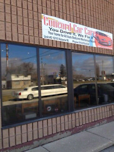 Automotive Repair Business for Sale (Mechanical and AutoBody )