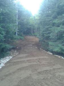 terrain arbres matures- Lanaudiere 1.30h de montreal