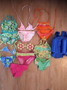 Girl's swiming suits 2 y to 6y. AVAILABLE Gatineau Ottawa / Gatineau Area image 2