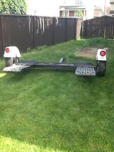 Tow trailer (negotiable)