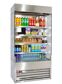 Frost tech SD75-100 commercial multideck drinks/Food display chiller