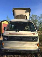 Volkswagen Vanagon Westfalia Camper