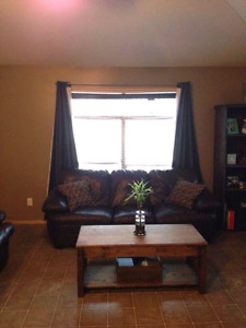 Spacious 2 bedroom condo 10 minutes from Red Deer College