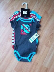 Dc onesies new with tags