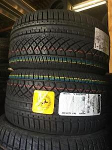 Two New 265 / 35 R18 Continental Extremecontact DWS Tires