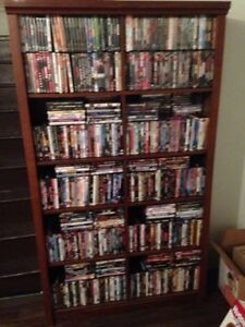 Massive DVDs and box sets collection