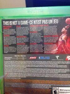 NBA 2k17 for sale Kitchener / Waterloo Kitchener Area image 3