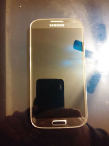 Samsung S4 - 16GB - Unlocked (also works on Wind/Freedom Mobile)