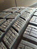 4 215/70R15 Nokian WR All-Weather Tires With Snowflake