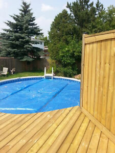 Barrier Fence & Deck London Ontario image 9