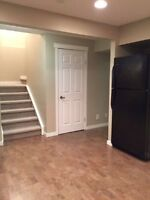 Beautiful basement for rent in Cougar Ridge SW.