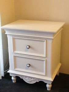 Bedside Table North Strathfield Canada Bay Area Preview