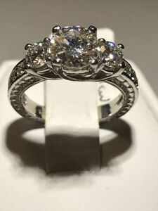 DIAMOND RINGS  50% + OFF 10K 14K 18K ON SALE !!!!!