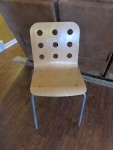 Chaises IKEA JULES chairs