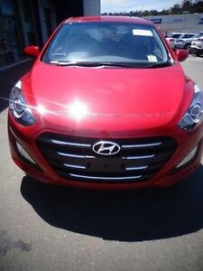 2016 Hyundai i30 Fiery Red Automatic Mount Barker Mount Barker Area Preview