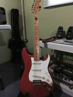 Fender Classic Vibe 50's with Zoom G3 Processor and Accessories