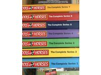 ONLY FOOLS AND HORSES DVDs Complete series 1-7