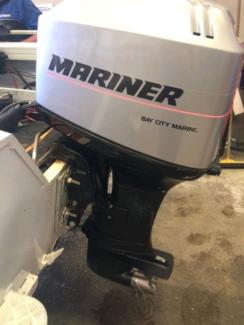 Mariner 40 HP Outboard Motor