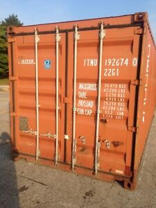 Sea Cans for Sale Shipping Storage Containers - Specials Edmonton Edmonton Area image 5