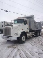 2008 Kenworth T800, Used Gravel Truck