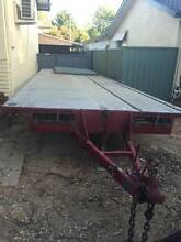 2 Car Trailer For Sale City North Canberra Preview