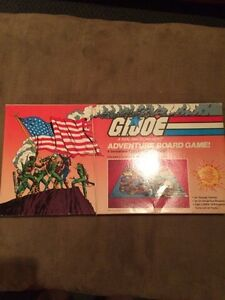 1982 GI Joe board game