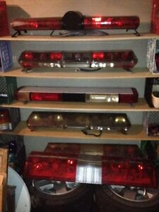 fire/police light bars