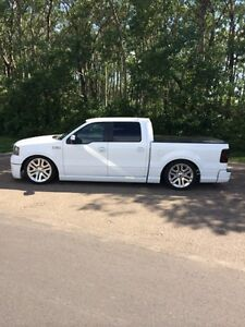 2008 Ford F-150 SuperCrew foose Pickups Truck supercharged lower