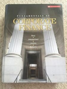Fundamentals of corporate finance, 9th canadian edition