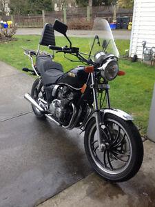 82 Yamaha XJ550 Maxim - OBO
