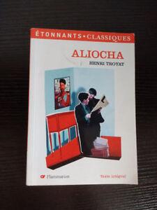 Livres de français pour le Cégep et le secondaire
