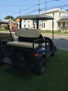 2010 CLUB CAR Precedent PHANTOM EDITION GOLF CART - 48Volt Cornwall Ontario image 2
