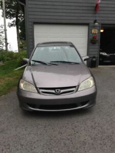 2005 Honda Civic For Sale -- asking $2000 OBO