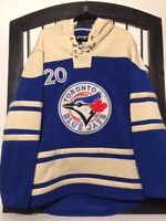 Blue Jays Jersey Hoodies - GREAT DEAL -- ONLY $75!