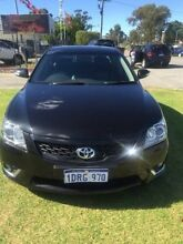 2010 Toyota Aurion GSV40R Touring SE Ink Black 6 Speed Sequential Auto Sedan Maddington Gosnells Area Preview