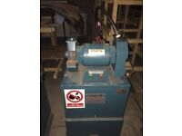 Union double headed grinding machine
