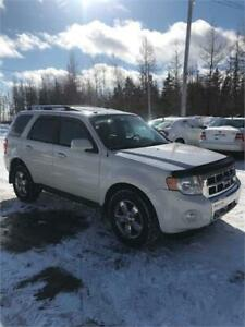 2010 Ford Escape Limited ALL WHEEL DRIVE!! NAVIGATION!!